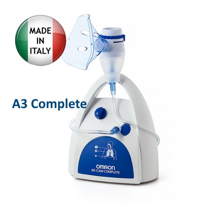 Небулайзер (ингалятор) Omron A3 Complite (а3 комплит), производство Испания