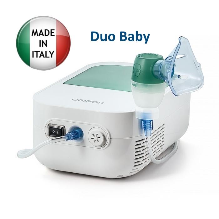 Детский ингалятор Omron Duo Baby, производство Испания